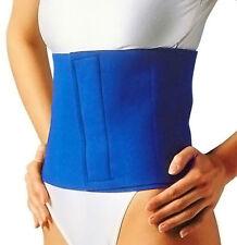 NEOPRENE FAT CELLULITE BURNER SLIMMING WAIST SWEAT BELT BODY WRAP WEIGHT LOSS