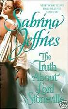 Truth About Lord Stoneville by Sabrina Jeffries New !