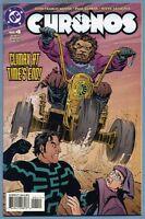 Chronos #4 1998 DC Comics