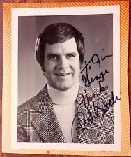AMAZING TELEVISION COLLECTIBLE RARE AUTOGRAPHED PHOTOGRAPH COMEDIAN RICH LITTLE