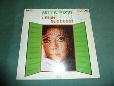 NILLA PIZZI - I MIEI SUCCESSI autografato