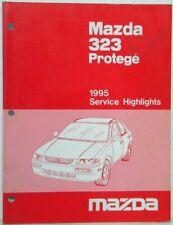 Service Repair Manuals For Mazda Protege For Sale Ebay