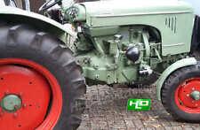 Ölfilter umbausatz Schlüter Motor Traktor AS240 AS30 AS22 AS18 AS17 SH25 Adapter