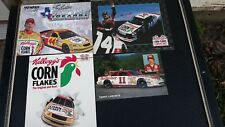 Nascar Terry Labonte Lot of 4 Hero/Post Cards