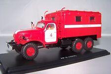 1/43 Pompier Start Scales Models (1064) AP-2157K