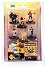DC Heroclix Harley Quinn & the Gotham Girls Fast Forces 6-Miniature Starter Set