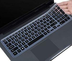 """CaseBuy Keyboard Cover for Old Dell Inspiron 15 3000 5000 15.6"""" Series / Dell G3"""