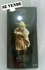 Sideshow Star Wars Yoda Jedi Mentor Empire Strikes Back vers. 1/6 scale 12 inch