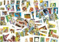 Disney Selection of 200 Different Values of Stamps & Sheetlets All Mint Unhinged