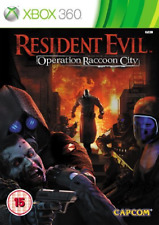 Xbox-Resident Evil: Operation Raccoon City (BBFC) /X360  GAME NUOVO