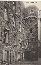 France Postcard - Saint Malo - La Maison De La Duchesse Anne  ZZ2063