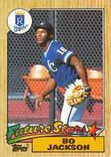 1987 Topps #170 Bo Jackson Rookie Card RC Kansas City Royals