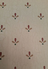 Country Mini Print with Crackle Background Wallpaper 222-49640