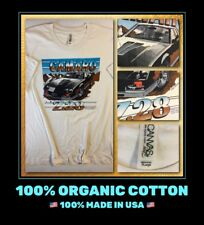 100% USA VTG 80s Chevrolet Camaro Chevy Iroc Z-28 SS RS Camaro UNUSED T-Shirt XL