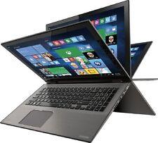 Toshiba Satellite Radius 2-in-1 4K Ultra HD Touch-Screen Laptop  i7 12GB 1TB HDD