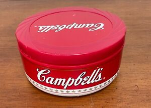 Campbell's Soup Insulated Carry Bowl, 10.5 OZ, 2002