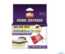 Ortho Home Defense Bed Bug Trap 4 packs lot