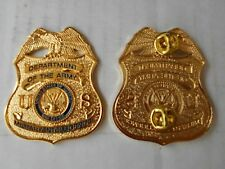 US Army Military Intellegence   -     Full size shield only with pins!