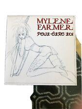 Mylène Farmer - Peut être toi - CD PROMO 2T - RARE - Neuf