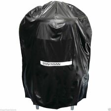 Brinkmann Factory Vertical Bullet Style Smoker Vinyl Black Dome Cover New