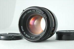 [Exc Canon FD 50mm f/1.4 S.S.C Standard MF Lens from JAPAN F40