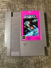 MAGMAX Nintendo NES
