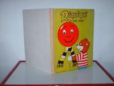 MOREU : ALBUM RELIE RIQUIQUI N° 21 ( Du N° 122 au 130 inclus ) ( 1961 )