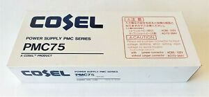 COSEL PMC75E-2 75W 5V +/-15V0.5-8A AC-DC Switching Power Supply