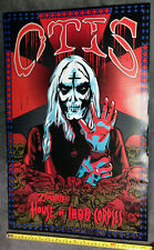 Otis B. Driftwood House of 1000 Corpses The Devils Rejects Poster Bill Moseley