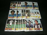 1975 TOPPS FOOTBALL CHICAGO BEARS  Lot Of (33) CARDS