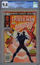 Marvel Team-Up #123 CGC 9.4 NM Wp Spider-Man & Daredevil Canadian Price Variant