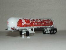 dcp white propane tank trailer new no box