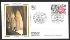 1987 France first day cover featuring Montbenoit le Saugeais