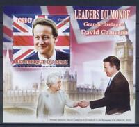 2010  Leaders Of The World David Cameron Royalty Qeii Big-Ben