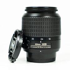 Nikon AF-S DX G 18-55mm F/3.5-5.6 DX AF-S Lens