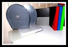 SALDI-AFFARE 8 X SUPER 8mm 400ft BOBINA FILM/Scatole Di Plastica REEL