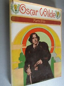 Oscar Wilde / Martin Frido / En Anglais / Ref P40