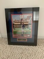 MN TWINS Joe Mauer Limited Edition Last Game Farewell Authenticated Signed Photo
