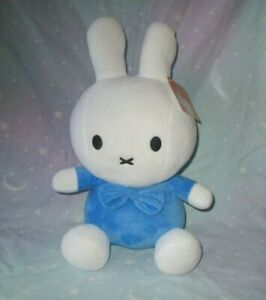 MIFFY white rabbit plush soft character toy - from books by Dick Bruna