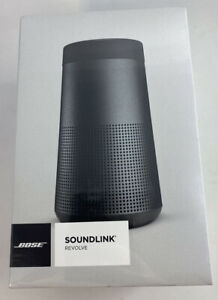 Bose SoundLink Revolve Bluetooth Speaker for True 360-degrees Sound - Black