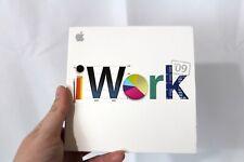 Apple iWork '09 (Retail) (1 User/s) - Full Version for Mac MB942Z/A  - Ver 9.0.1