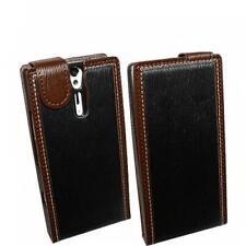 Flip Style Case Handy Tasche Sony Xperia S LT26i Hülle Etui