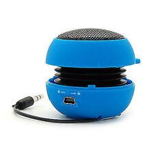 Portable Mini 3.5mm Jack Hamburger Sound Loud Speaker for Cell Phone Tablet PC