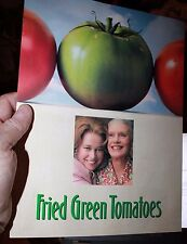 Oscar Solicitation Promotional Brochure to Oscar Committee Fried Green Tomatos