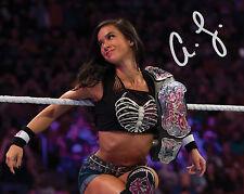 AJ LEE #2 (WWE) - 10X8 PRE PRINTED LAB QUALITY PHOTO PRINT
