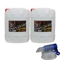 2x20L PEMCO AdBlue ® SCR-Harnstofflösung Abgasreinigung nach DIN 70070 + Hahn