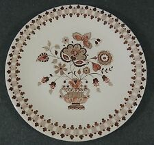 "2 Johnson Bros Staffordshire Old Granite Jamestown Dinner Plates 10"""