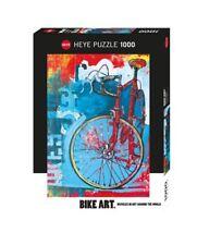 Heye Red Limited Standard Puzzle 1000 Teile Bike Art Fahrrad 29600