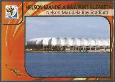 PANINI WORLD CUP SOUTH AFRICA 2010- #046-NELSON MANDELA BAY STADIUM