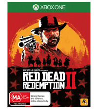 Red Dead Redemption 2 Xbox One New Sealed AU